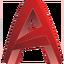Иконка программы Autodesk AutoCAD