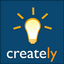 Иконка программы Creately