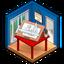 Иконка программы Sweet Home 3D