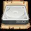 Иконка программы gnome-disk-utility