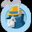 Иконка программы HideMyAss!