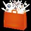 Иконка программы Ubuntu Software Center