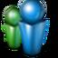 Иконка программы LAN Messenger