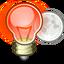 Иконка программы Redshift