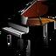 Иконка программы Virtual MIDI Piano Keyboard