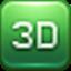 Иконка программы Free 3D Video Maker