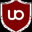 Иконка программы uBlock Origin