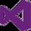 Иконка программы Microsoft Visual Studio