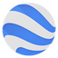 Иконка программы Google Earth