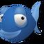 Иконка программы Bluefish Editor