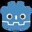 Иконка программы Godot Engine