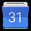 Иконка программы Google Calendar