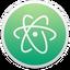 Иконка программы Atom