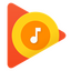 Иконка программы Google Play Music