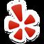 Иконка программы Yelp