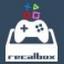 Иконка программы recalboxOS