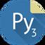 Иконка программы Pydroid 3