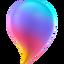 Иконка программы Paint 3D