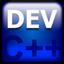 Иконка программы Bloodshed Dev-C++