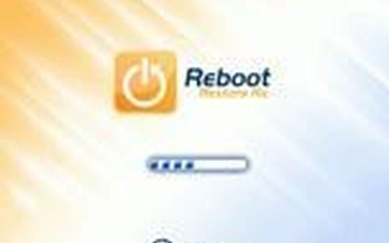 Скриншот 1 программы Reboot Restore Rx