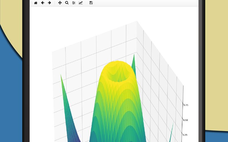 Скриншот 1 программы Pydroid 3
