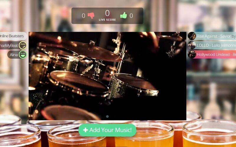 Скриншот 1 программы BeatSense