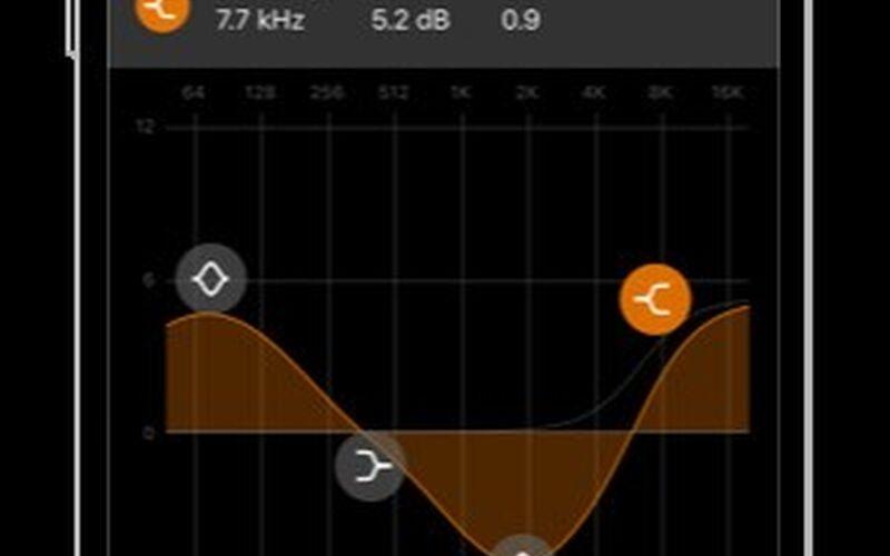 Скриншот 1 программы Vox Music Player