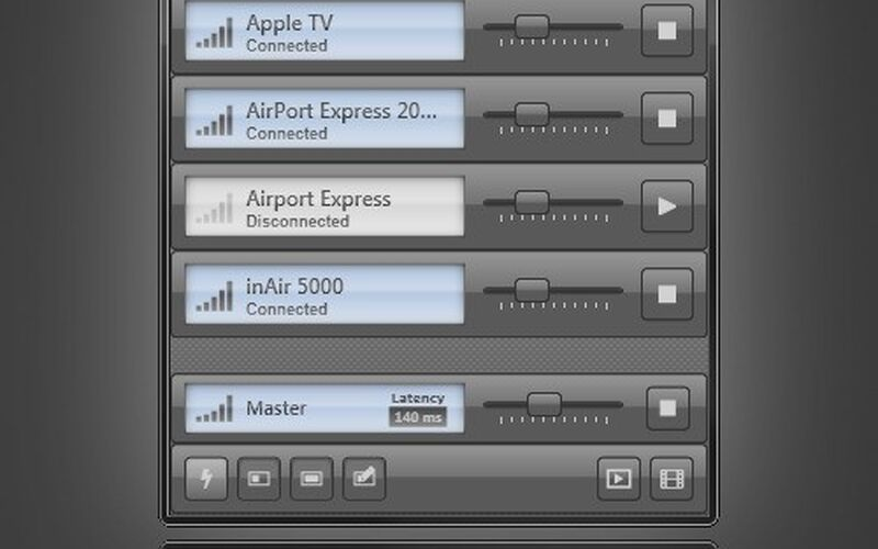 Скриншот 1 программы TuneBlade