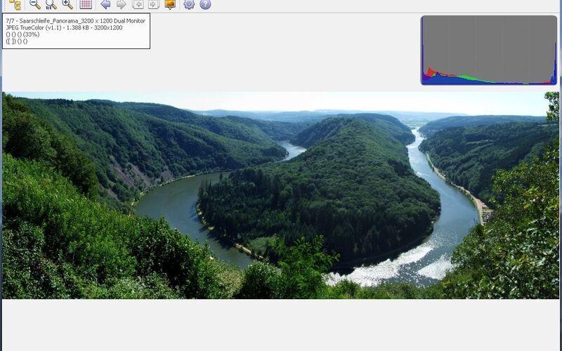 Скриншот 1 программы XnView MP
