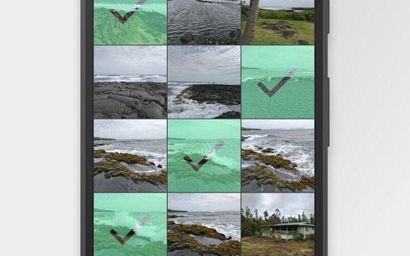 Скриншот 1 программы Camera Roll