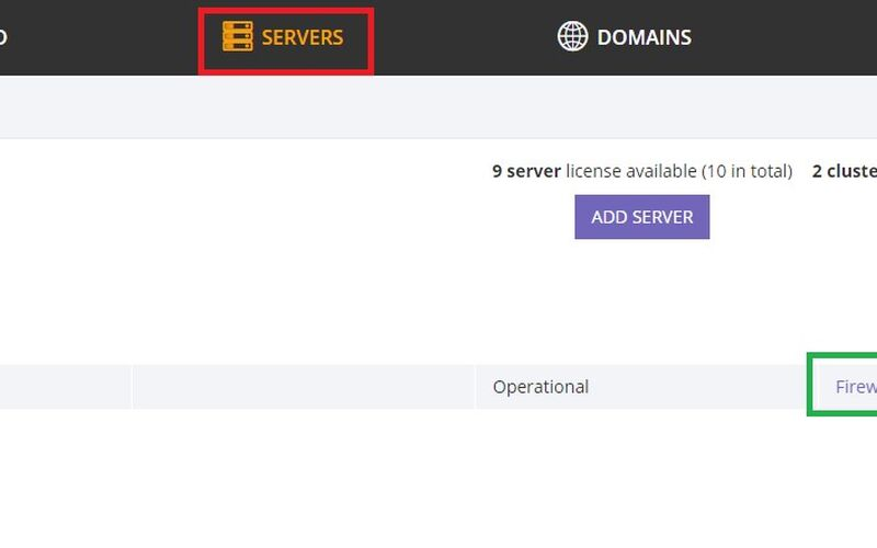 Скриншот 1 программы ClusterCS