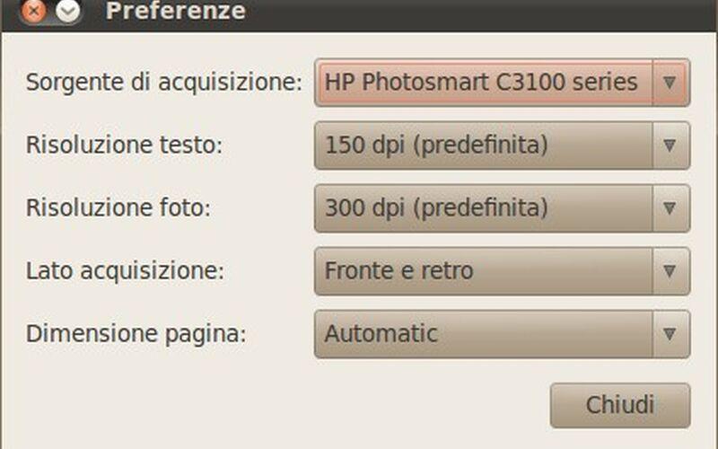 Скриншот 1 программы Simple Scan