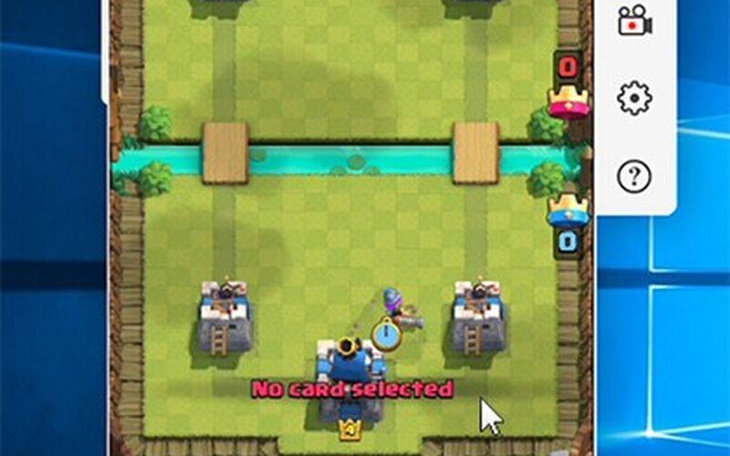 Скриншот 1 программы ApowerMirror