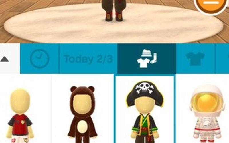 Скриншот 1 программы Miitomo
