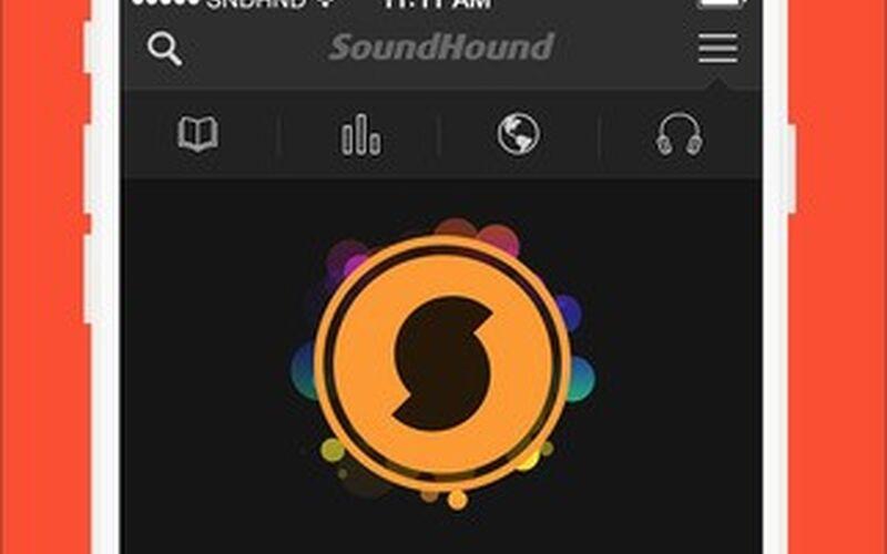 Скриншот 1 программы SoundHound