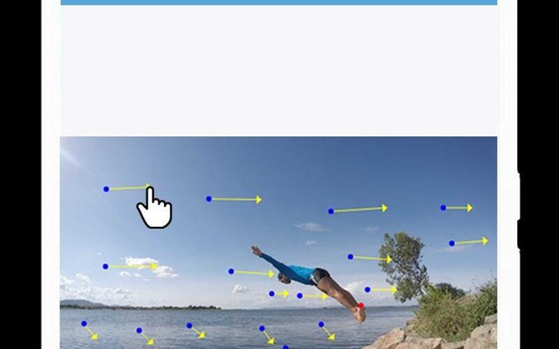 Скриншот 1 программы Zoetropic
