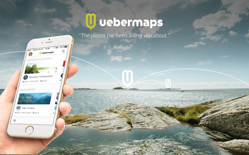 Скриншот 1 программы uebermaps