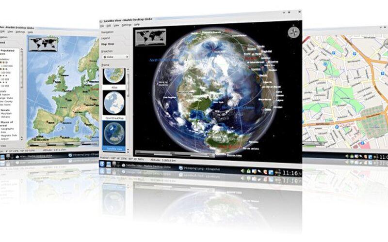 Скриншот 1 программы Marble