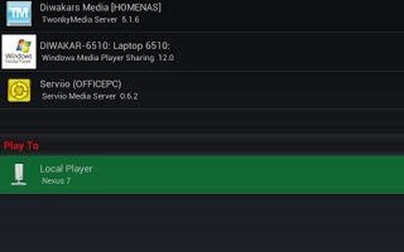 Скриншот 1 программы MediaHouse