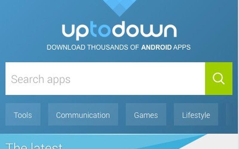 Скриншот 1 программы Uptodown