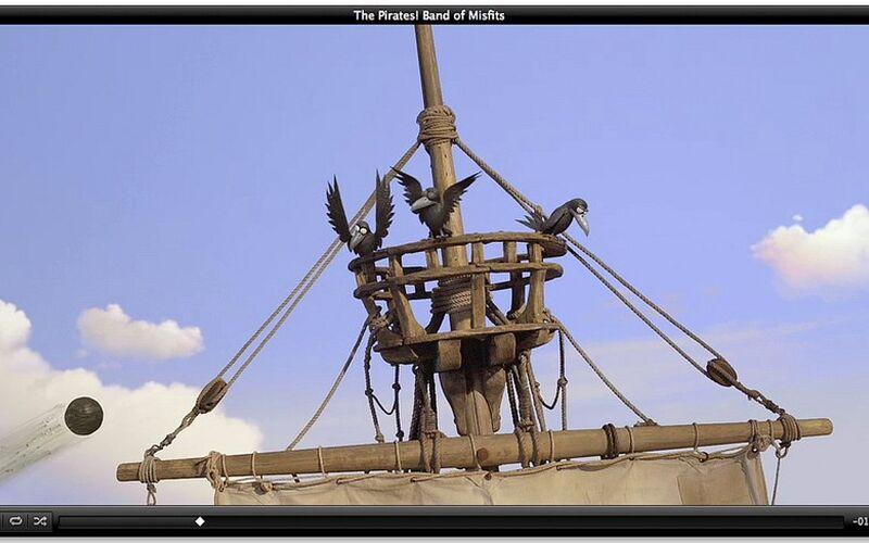 Скриншот 1 программы VLC Media Player