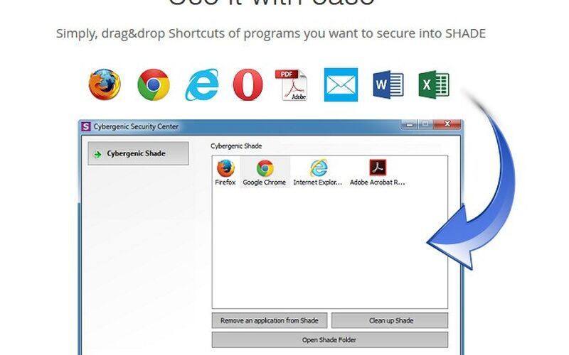 Скриншот 1 программы SHADE Sandbox