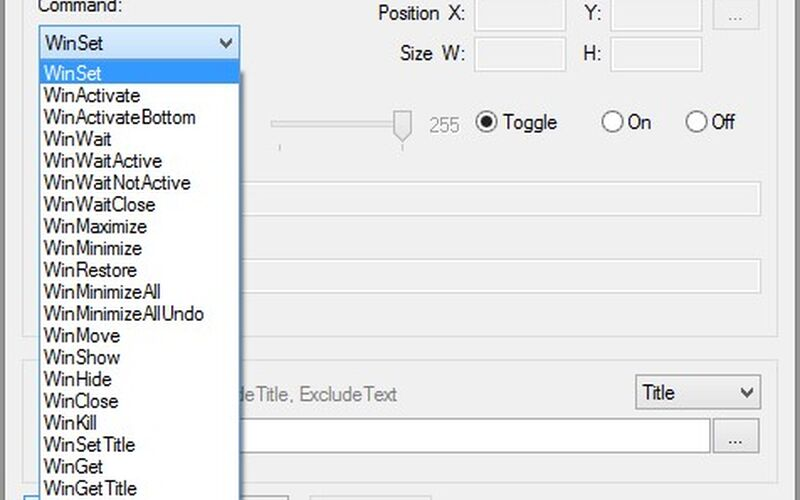 Скриншот 1 программы Pulover's Macro Creator
