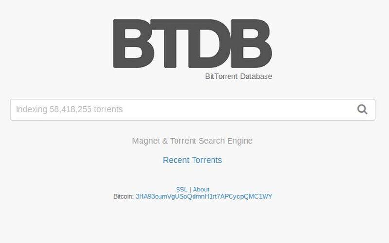 Скриншот 1 программы BTDB