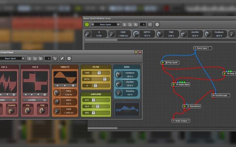 Скриншот 1 программы MuLab