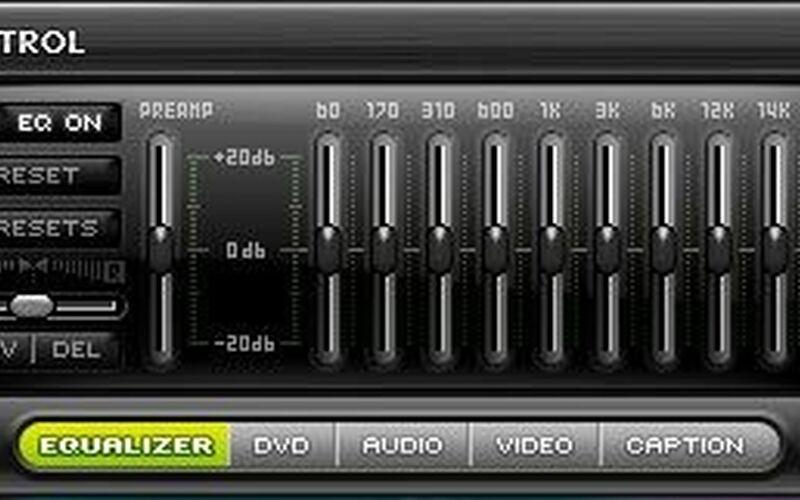 Скриншот 1 программы KMPlayer
