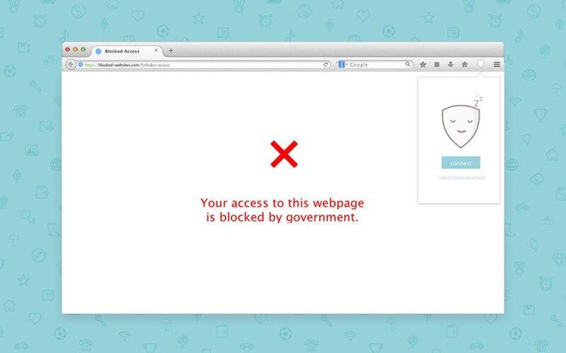 Скриншот 1 программы Betternet