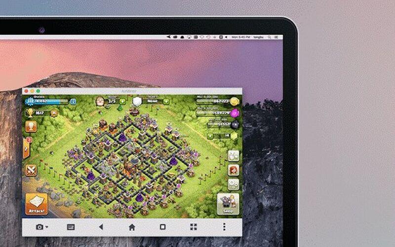 Скриншот 1 программы AirDroid