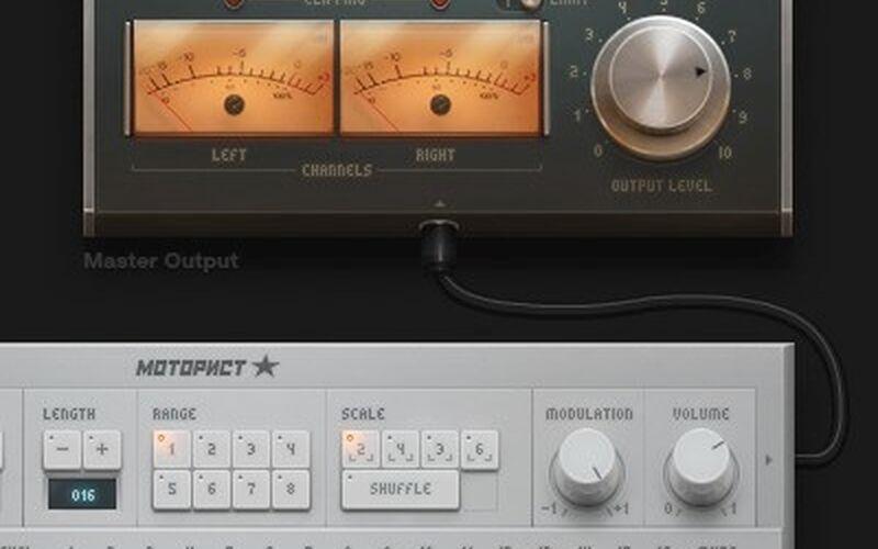 Скриншот 1 программы AudioTool