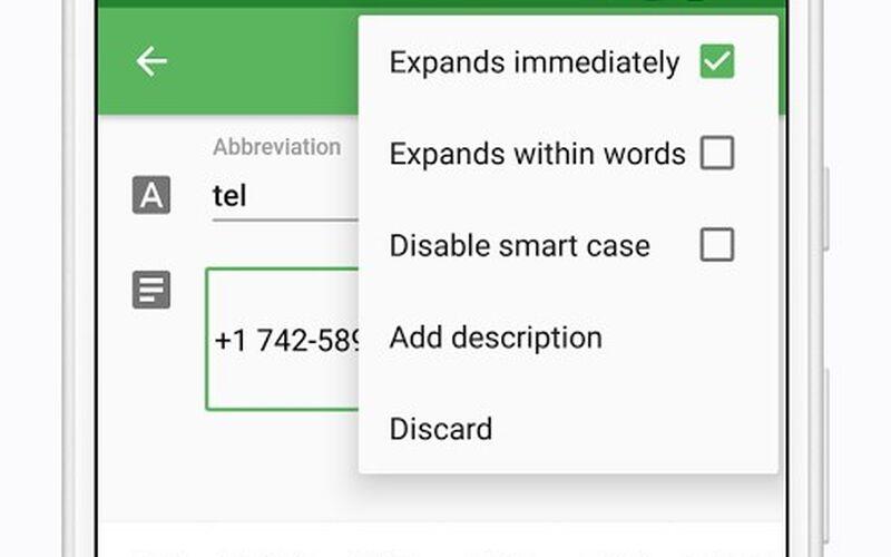 Скриншот 1 программы Texpand